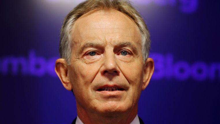 Tony Blair Beeld Getty Images