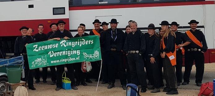 De Zeeuwse Ringrijders Vereniging.