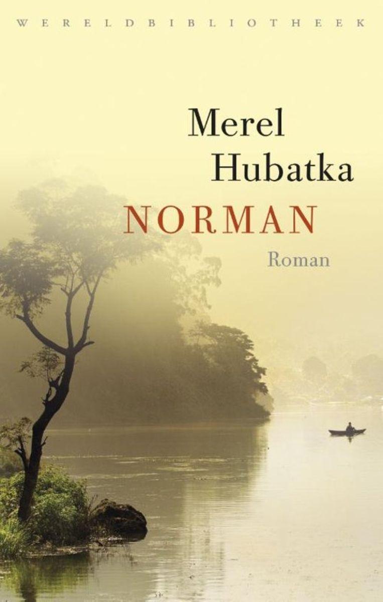 Norman door Merel Hubatka. Beeld