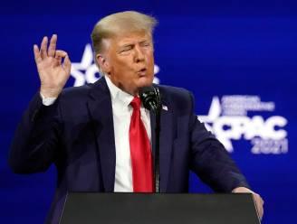 """Trump overweegt """"100 procent"""" een comeback"""