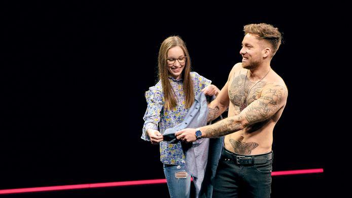 Niels en Tori