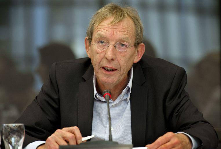 SP-Kamerlid Paul Ulenbelt. Beeld ANP