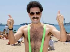 """""""Borat"""" revient: le film est déjà tourné"""