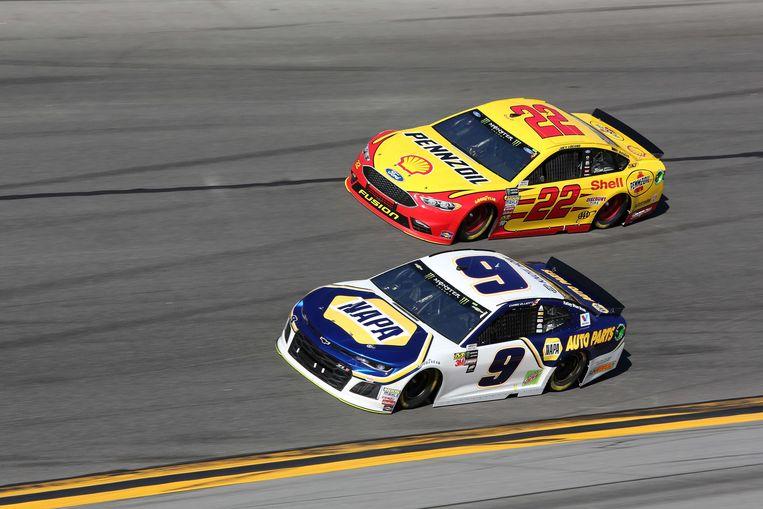 The Monster Energy NASCAR Cup Series 60th Annual Daytona 500 at Daytona International Speedway. Beeld AFP