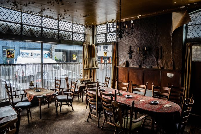 Cafe L'Amérique in Arnhem, waar 25 jaar lang de tijd stil stond