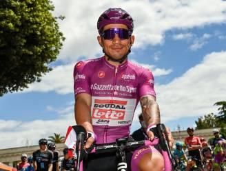 """Caleb Ewan pareert kritiek na vroege exit: """"Moest je weten hoe hard ik heb toegeleefd naar Giro, zou je anders denken"""""""