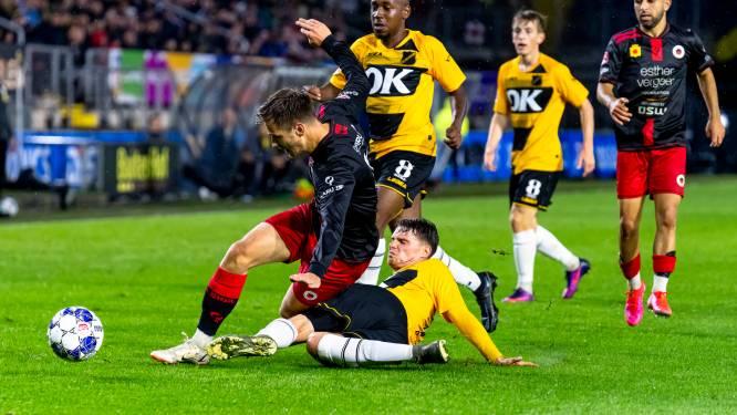 NAC-trainer De Graaf heeft zijn centrale duo gevonden: 'Geen reden om het volgende keer anders te doen'