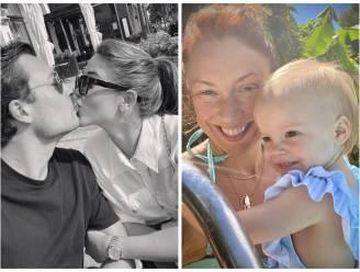 SHOWBITS. Viktor Verhulst wenst zijn Sarah een gelukkige verjaardag en Natalia zoekt balans tussen 'moederen' en 'werken'