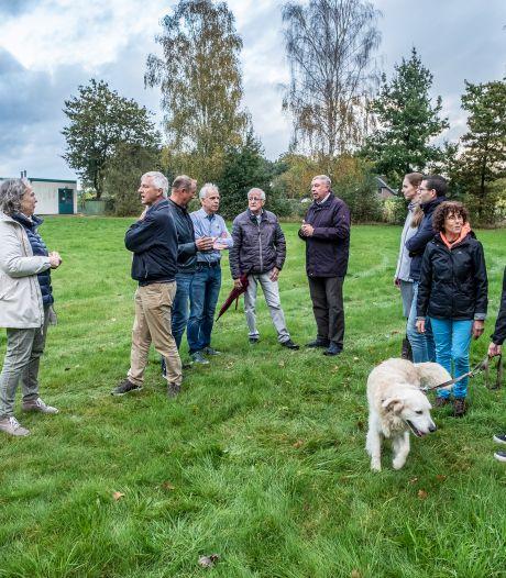 Bewoners van De Mahonie in Boxmeer: 'Een woonwagenkamp? Prima, maar niet hier'