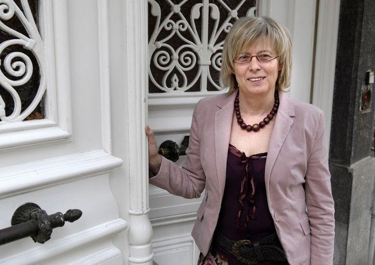 """Magda De Meyer van de Vrouwenraad: """"We hebben een breed maatschappelijk debat rond seksisme op gang gebracht."""""""