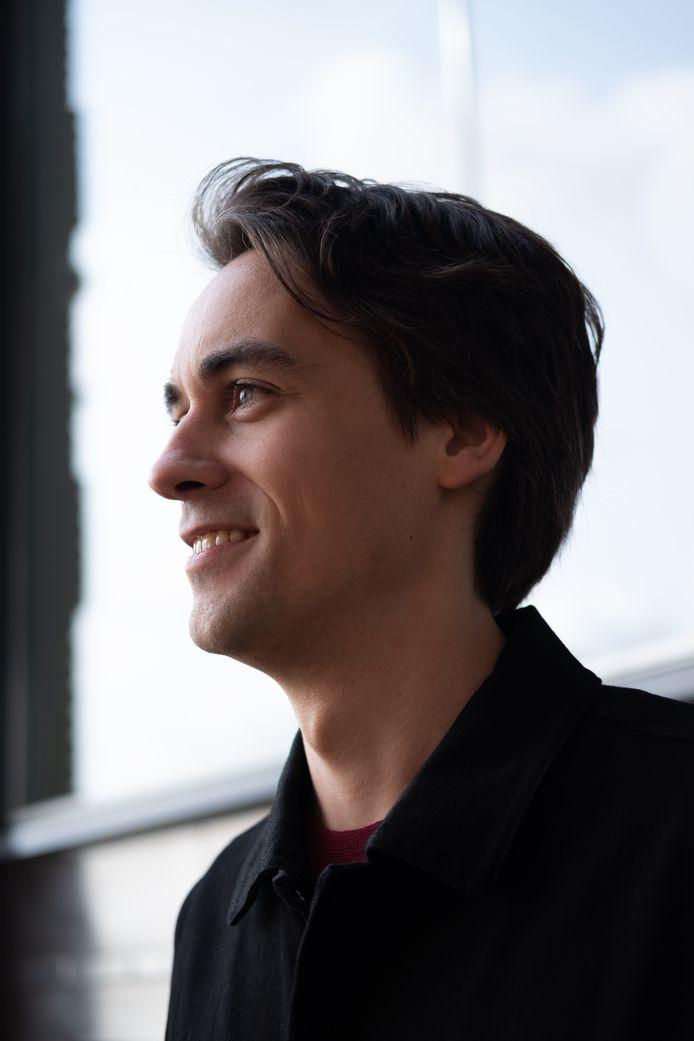 Alexander, oprichter/directeur Blendle