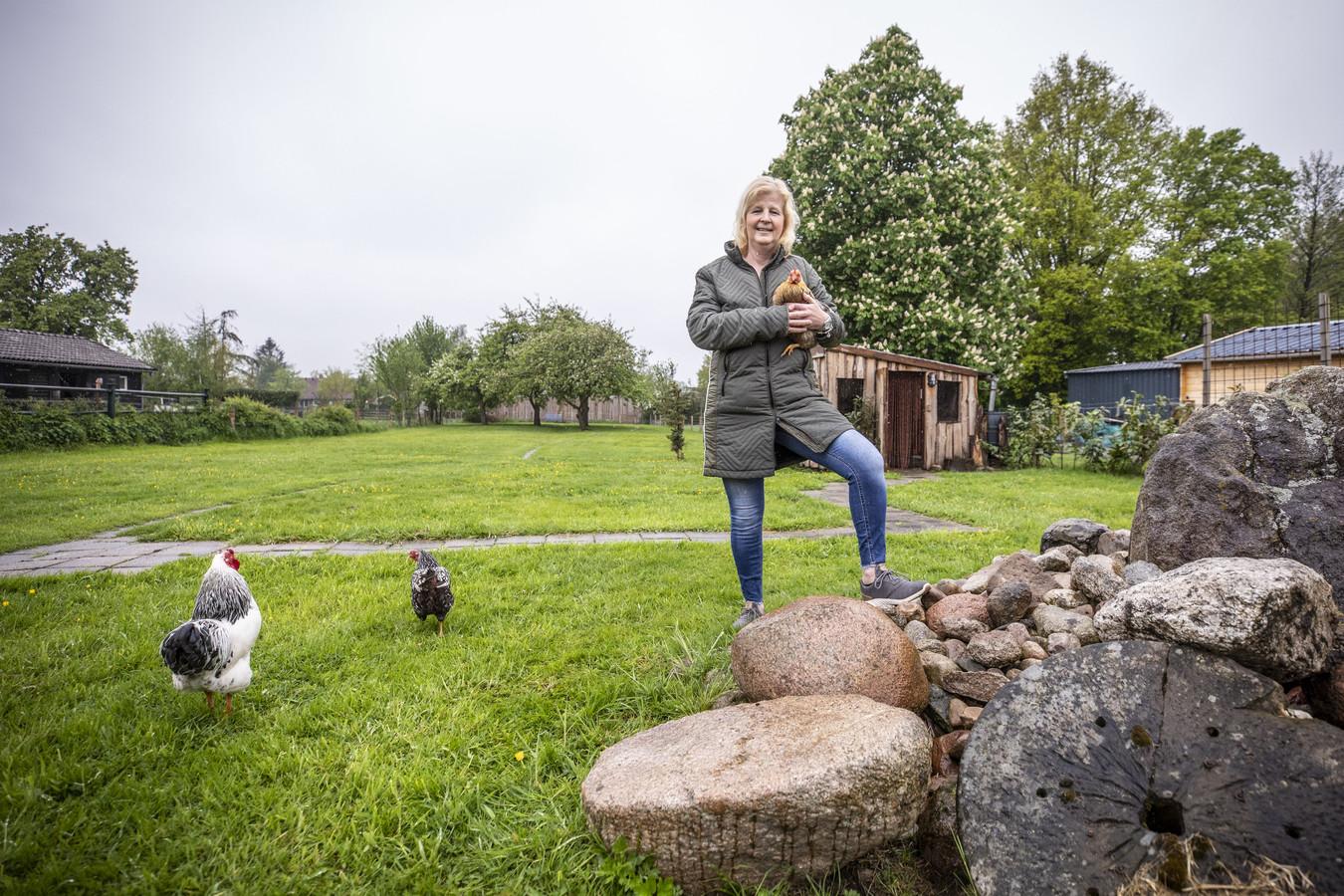 Ellen Groeneveld-Berends begint bij haar thuis een dagopvang voor dementerenden.