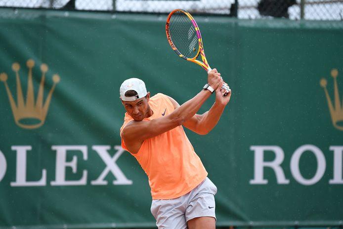 Deux mois après son élimination en quart de finale de l'Open d'Australie, Rafael Nadal reprend la compétition au Masters 1000 de Monte-Carlo.