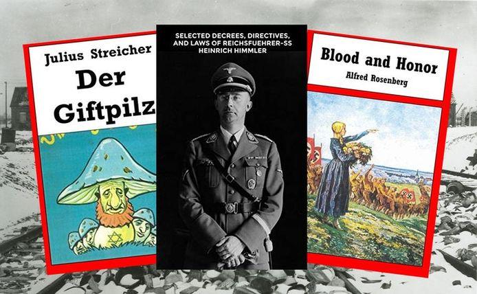 De boeken die bij Bol.com en Amazon verkocht worden