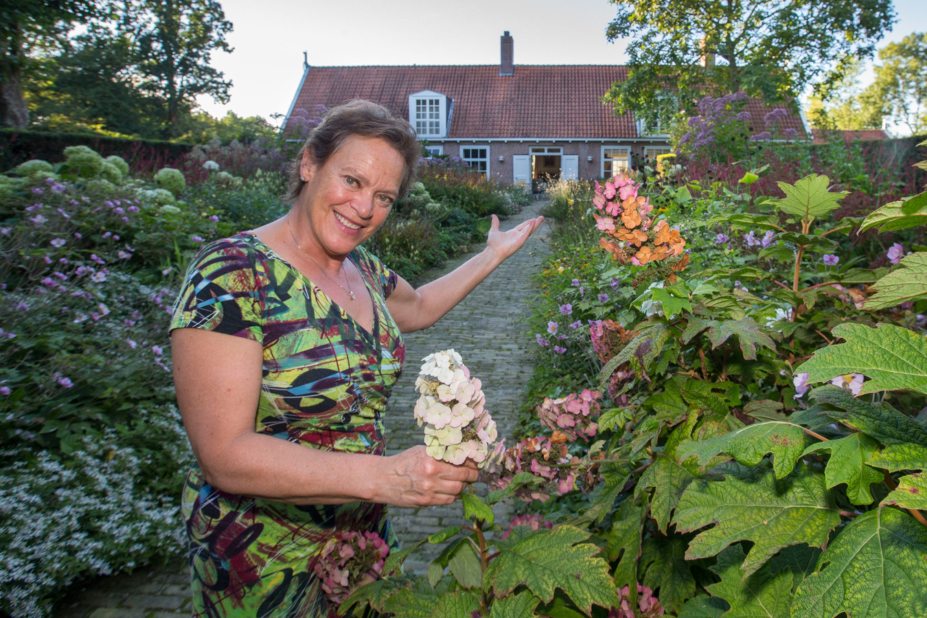 Annemieke Hoogendijk.