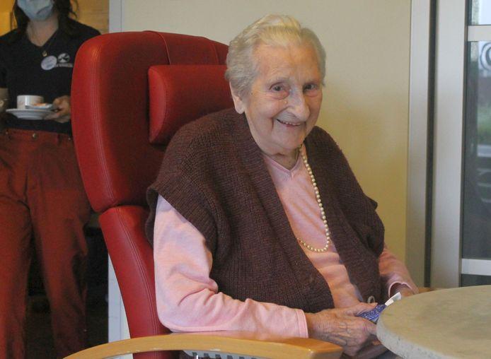 Francine Samson, bezielster van Kovekenskermis, is overleden op 99-jarige leeftijd.