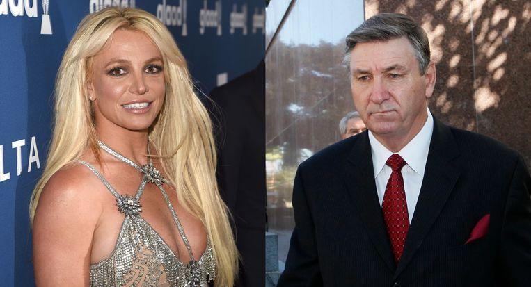 Britney en James Spears Beeld Getty / AP
