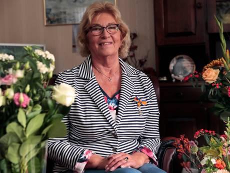 Supervrijwilligster Dicky Luijendijk vereerd met koninklijke onderscheiding