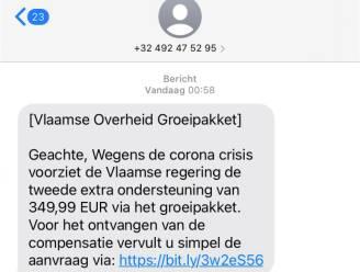"""Fraude via WhatsApp en sms vervijfvoudigd: """"Wees alert voor verdachte berichten"""""""