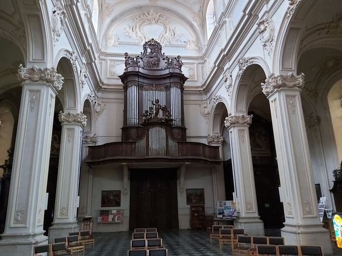 Nog geen concrete plannen voor het orgel in de Sint-Gorgoniuskerk