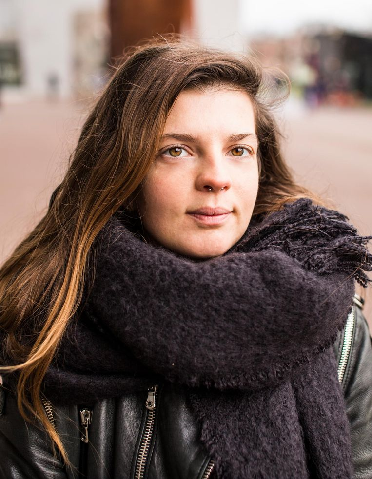 Annabelle Dauwerse (28) Beeld Eva Plevier