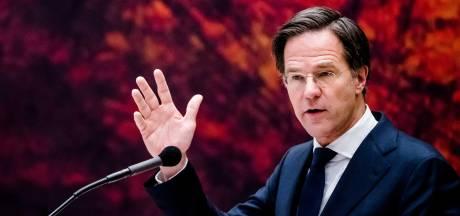 Rutte wil geen kerncentrale meer in Groningen