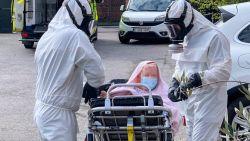 """LIVE. 140 nieuwe doden, aantal ziekenhuisopnames daalt - Crisiscentrum: """"Stabilisering is goed nieuws"""""""