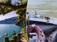 Un bateau de touristes belges provoque un accident mortel sur le lac de Côme en Italie