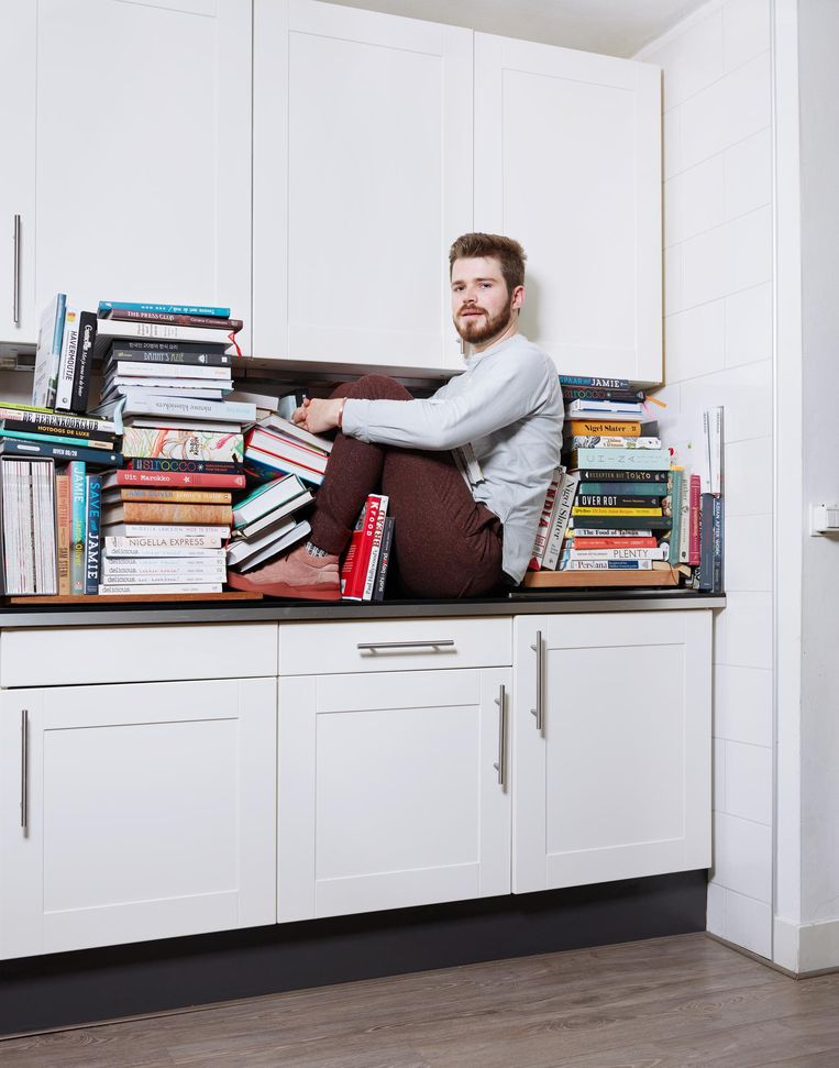Bas Robben, kookboek Zuur Beeld Erik Smits & Monique Bröring