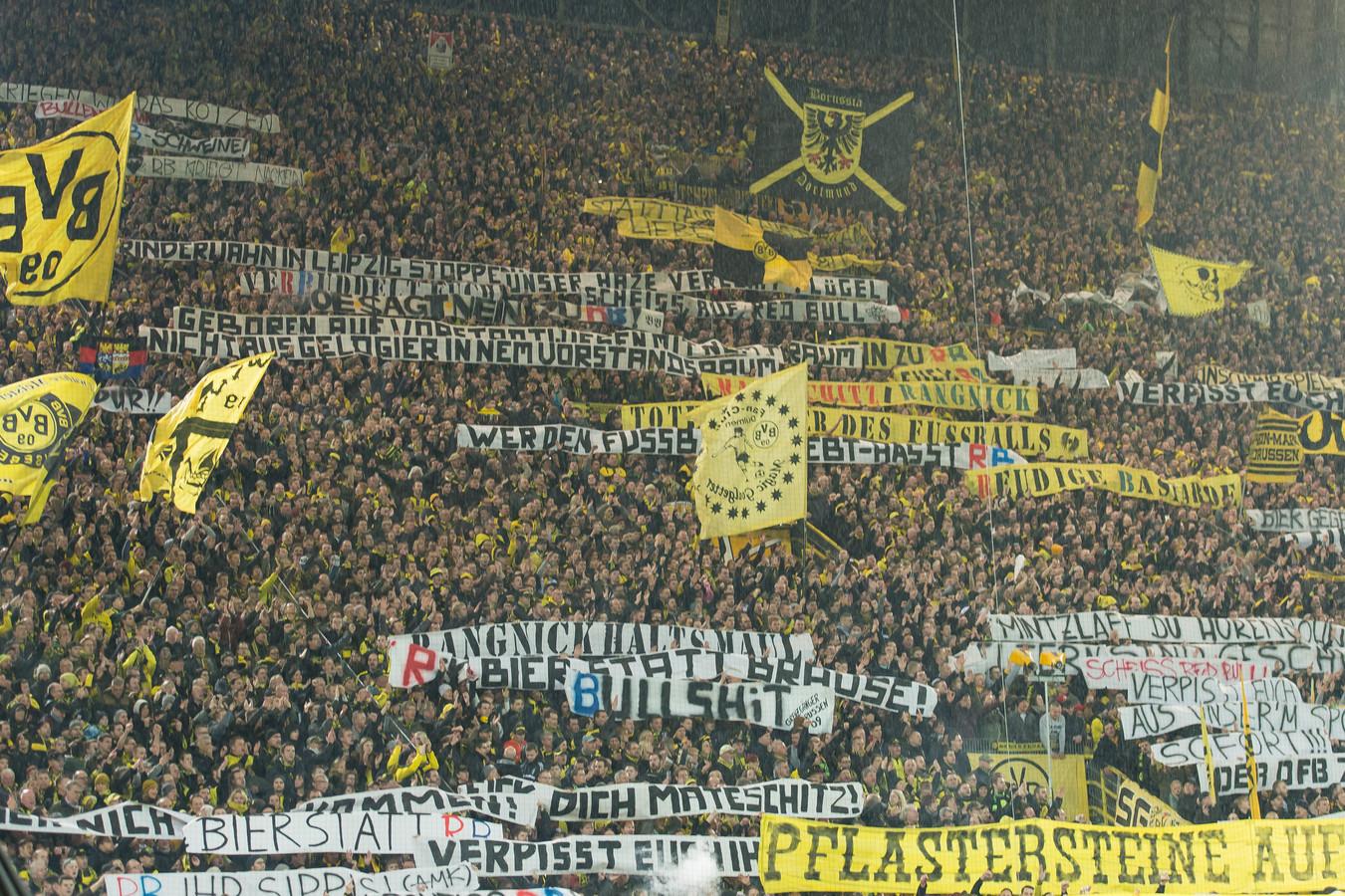 Dortmund Een Duel Zonder Gelbe Wand Na Misdragingen Tegen Leipzig