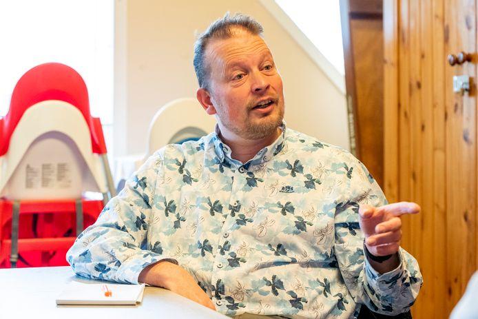 Reinier Mulder, 25 jaar raadslid in Zwolle.
