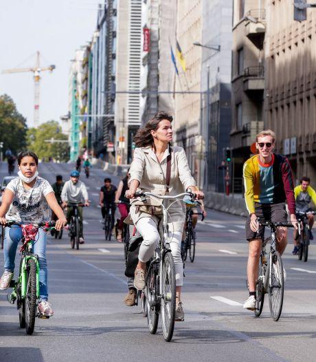 Des kilomètres de pistes cyclables vont bientôt voir le jour dans et vers Bruxelles