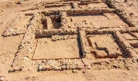 Opgravingen in Jordanië
