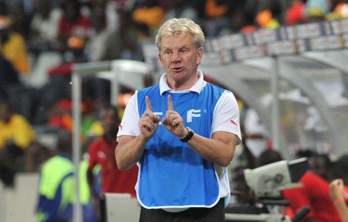 Met Burkina Faso bereikte Put in 2013 verrassend de finale van de Africa Cup.