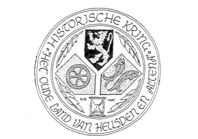 Logo van de Historische Kring het Oude Land van Heusden en Altena.