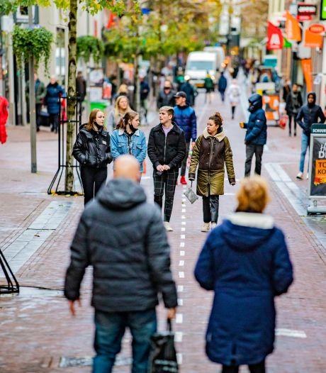 Steeds meer ondernemers in Oost-Nederland klimmen uit dieprode zone