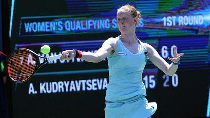 Alison Van Uytvanck bereikt derde kwalificatieronde US Open