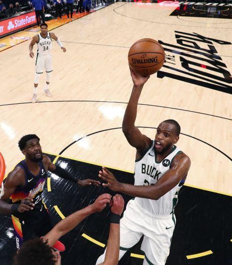Milwaukee Bucks heeft tweede titel in NBA voor het grijpen