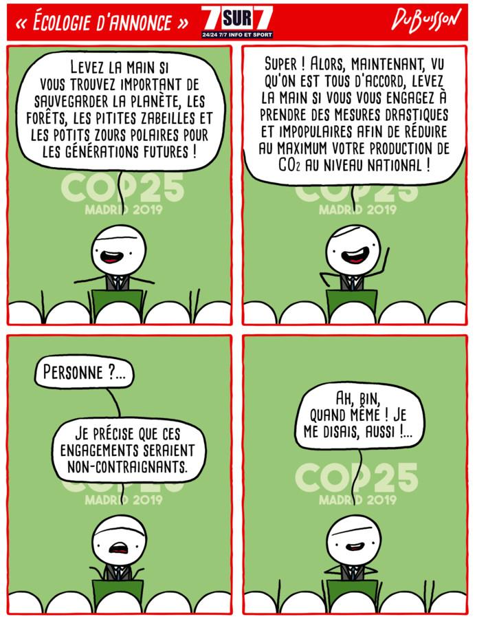 """""""Écologie d'annonce"""""""