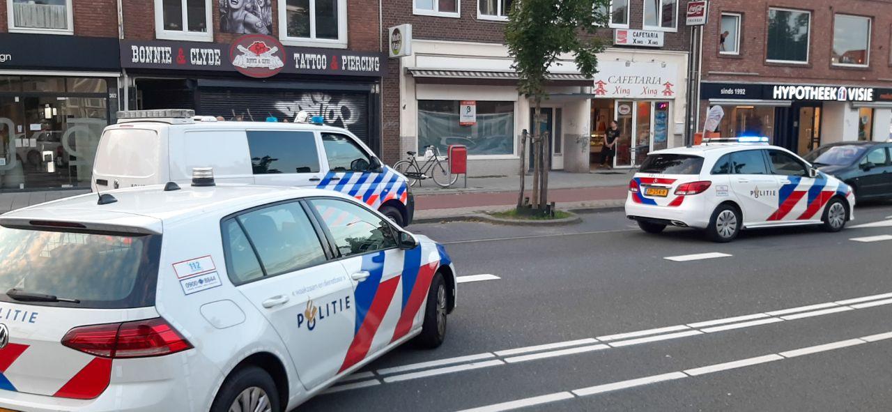 Woensdagavond heeft er een incident plaatsgevonden op de Pathmossingel in Enschede