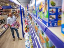 Ondernemer Maarten: 'Op zestienhonderd vierkante meter mogen kinderen nooit meer klagen dat ze te weinig keuze hebben'