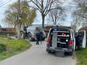 De wielertoerist botste tegen een tractor met aanhangwagen in Lichtervelde.