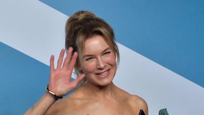 Renée Zellweger méconnaissable pour les besoins d'un rôle