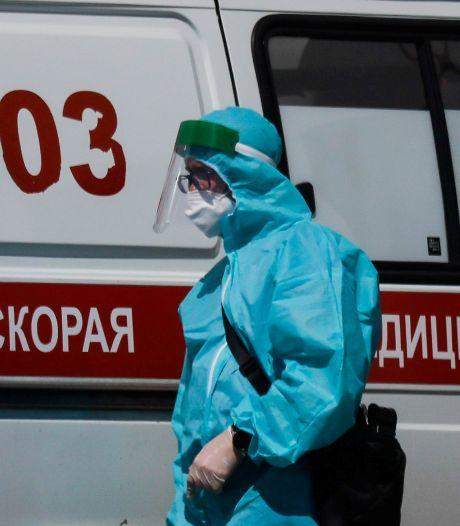 L'épidémie de Covid s'emballe à Moscou: le variant Delta représente 90% des cas