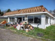 Oud Van der Valk-pand in Zwolle gesloopt