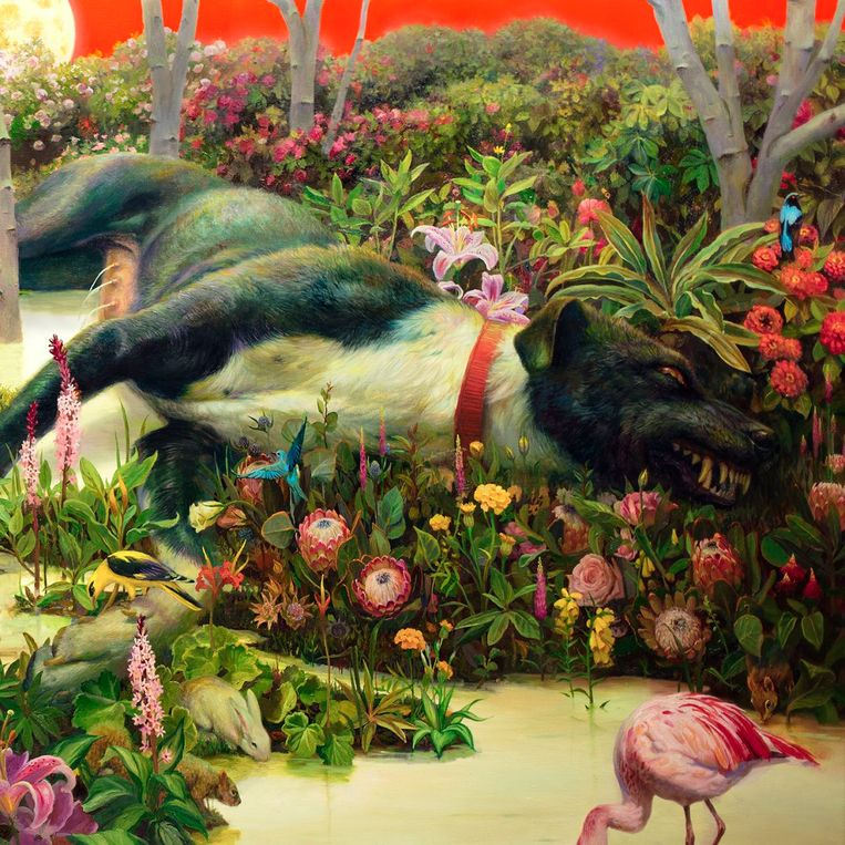 Feral Roots - Rival Sons Beeld rv