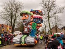 Vele tientallen carnavalsoptochten geschrapt vanwege het slechte weer