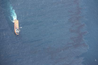 Olievlek voor Chinese kust verdrievoudigd na ongeval met tanker