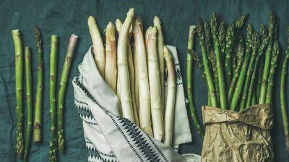 Het aspergeseizoen is begonnen: alles wat je moet weten over de koningin der groenten