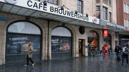 Neemt Quick leegstaand Brouwershuis in voor groter restaurant?